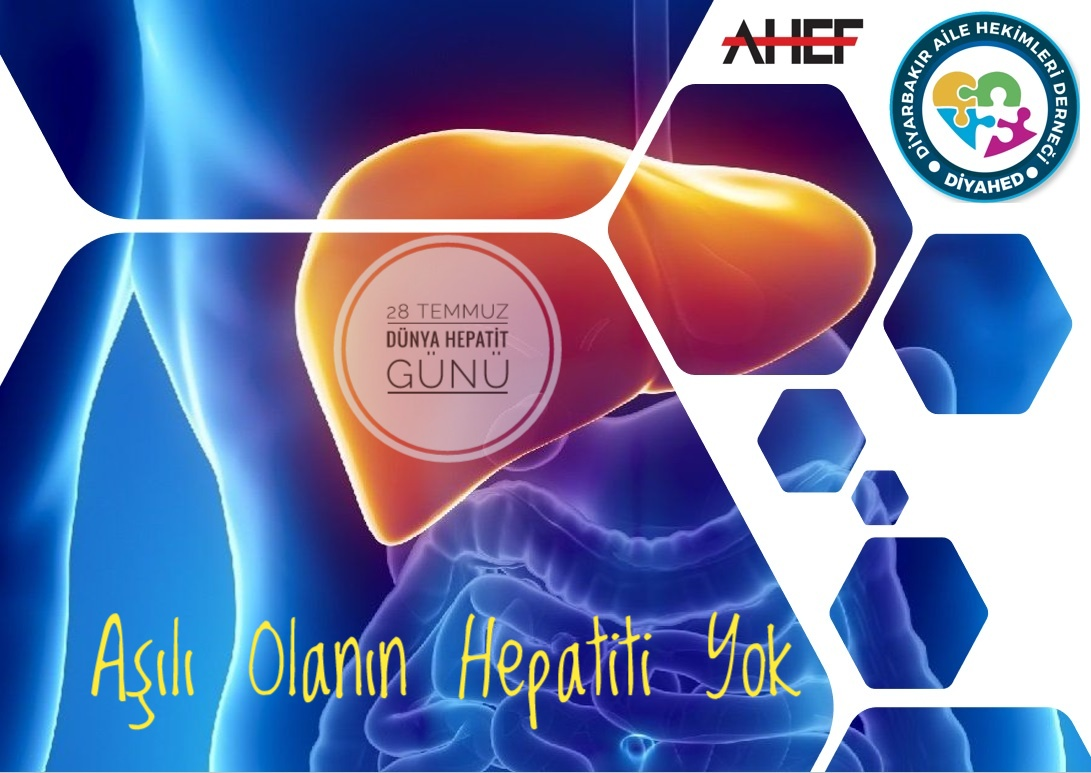 28 Temmuz Dünya Hepatit Günü