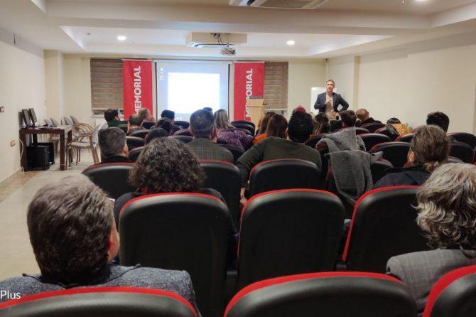 Eğitim Toplantılarımız Devam Ediyor: Akut Konvülsiyonlu Çocuğa Yaklaşım